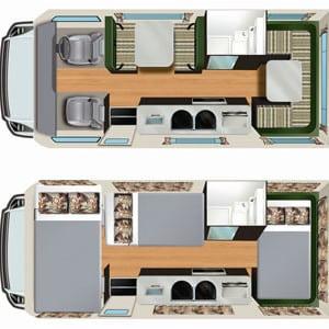 StarRV-Hercules-Motorhome-6-Berth-floorplan