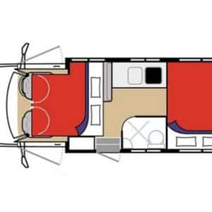 Pacific-Horizon-GEM-Motorhome-4-Berth-night-layout-1
