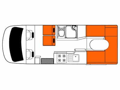 Britz-Discovery-Campervan-4-Berth-day-layout