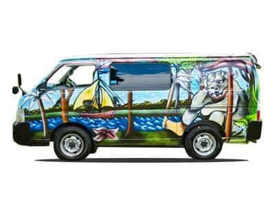 Standard Escape Campervan – 2 Berth