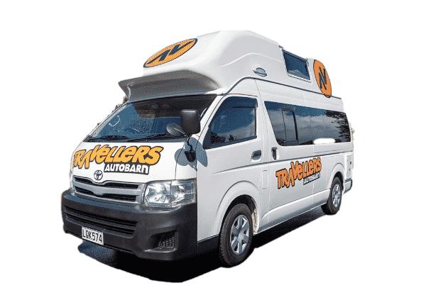 TAB Hi5 Campervan – 5 Berth